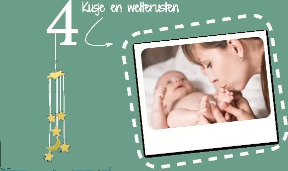 Stap 4 gebruik Aldanex luieruitslagcreme