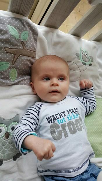 luieruitslag baby tien weken