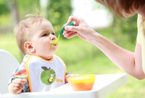 baby overgang vaste voeding