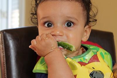 Baby 6 maanden eten