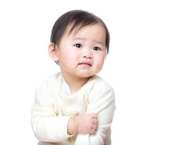 schimmelinfectie baby luieruitslag