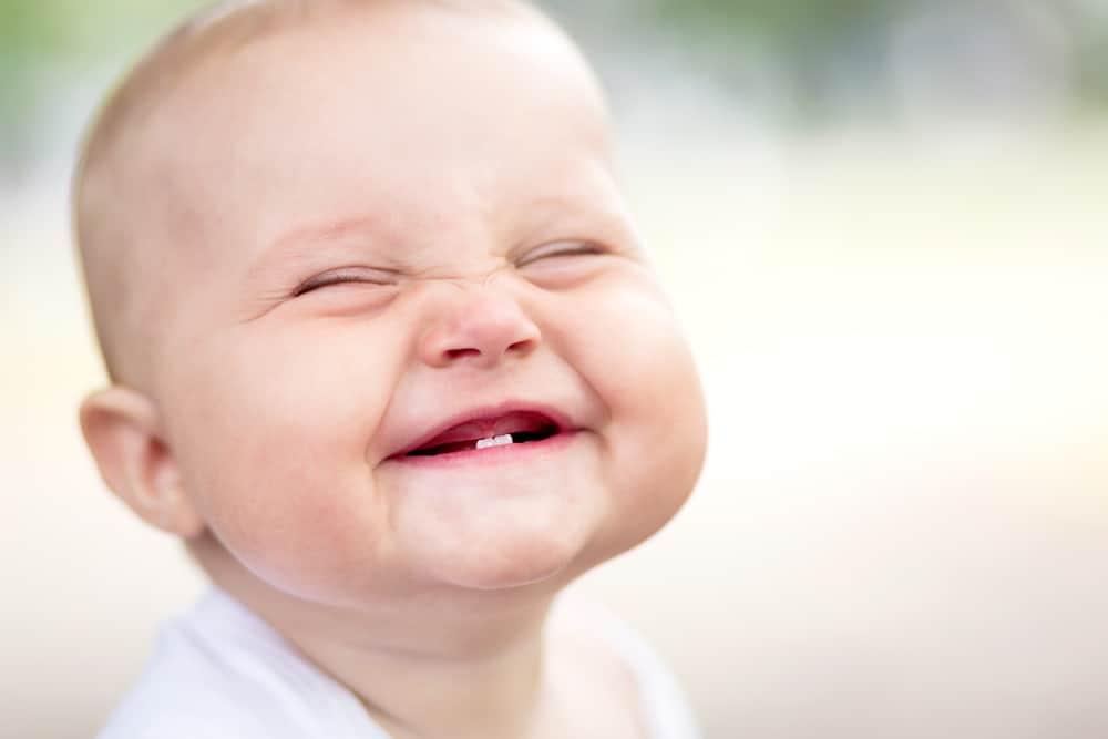 Luieruitslag en doorkomende tandjes